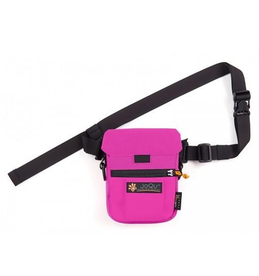 JoQu Small Snack Bag Pink - mała torebka na przysmaki