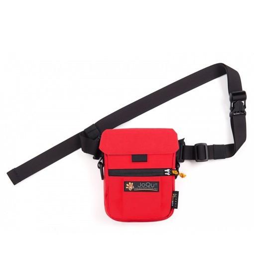 JoQu Small Snack Bag Red - mała torebka na przysmaki