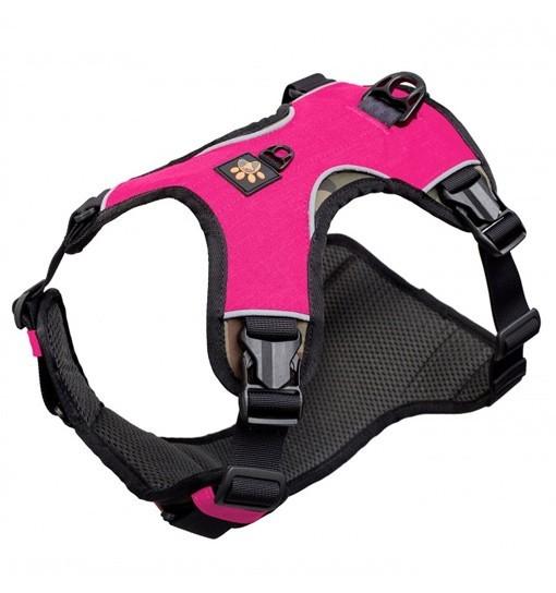 JoQu Warrior Harness Pink - różowa uprząż dla psa