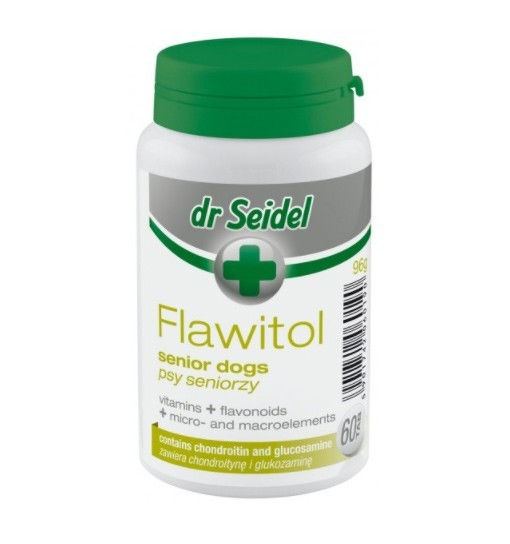 FLAWITOL - dla psów seniorów (tabletki)