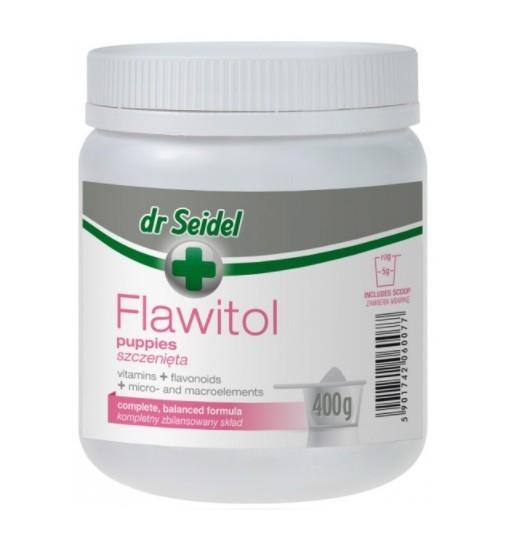 FLAWITOL - dla psów szczeniąt (proszek)