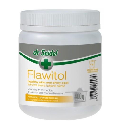 FLAWITOL - zdrowa skóra i piękna sierść (proszek)