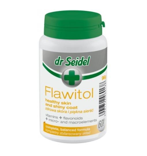 FLAWITOL - zdrowa skóra i piękna sierść (tabletki)