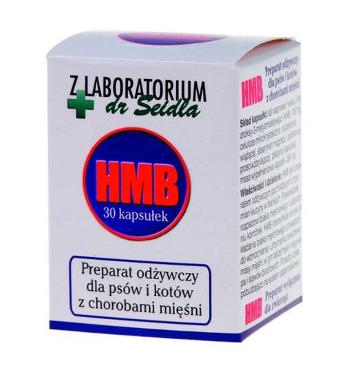 HMB - preparat odżywczy dla psów i kotów