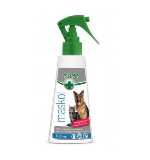 MASKOL - płyn maskujący zapachy zwierząt 100 ml