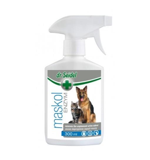 MASKOL ENZYM - usuwa nieprzyjemny zapach moczu 300 ml
