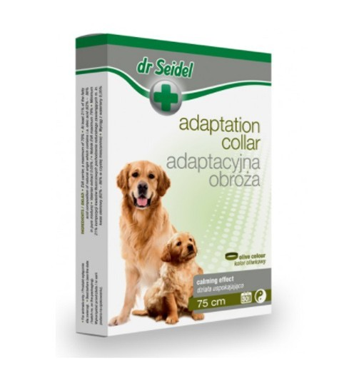 Obroża adaptacyjna dr Seidla dla psów