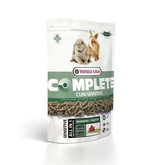 Versele-Laga Cuni Sensitive Complete - ekstrudat dla wrażliwych królików miniaturowych