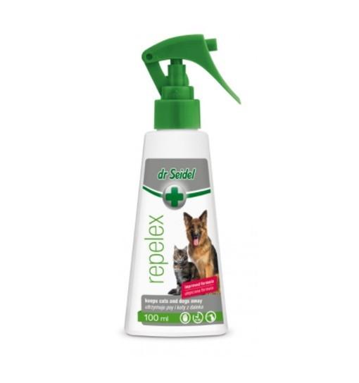 REPELEX - utrzymuje psy i koty z daleka 100 ml
