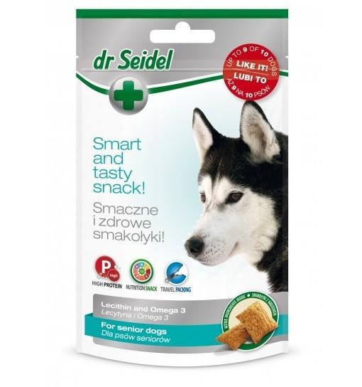 Smakołyki dr Seidla dla psów seniorów 90g