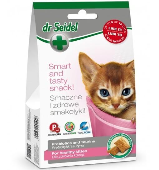Smakołyki Dr Seidla dla zdrowia kociąt 50g