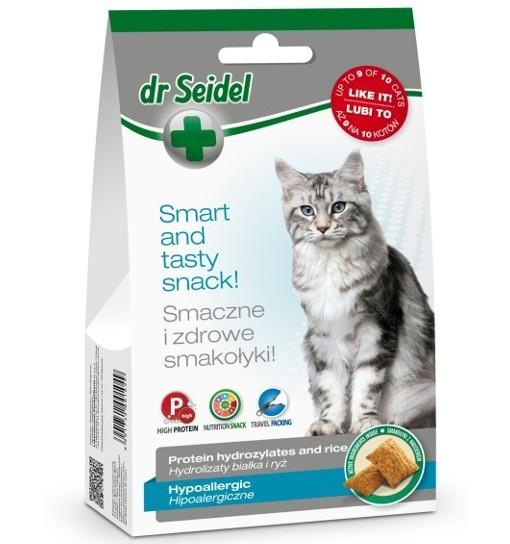 Smakołyki Dr Seidla hipoalergiczne dla kotów 50g