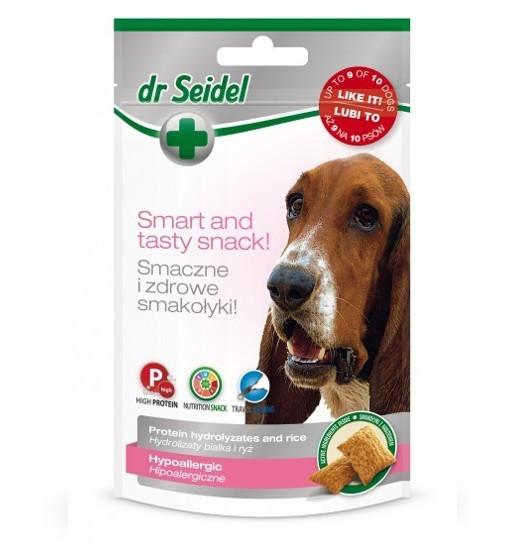 Smakołyki dr Seidla hipoalergiczne dla psów 90g