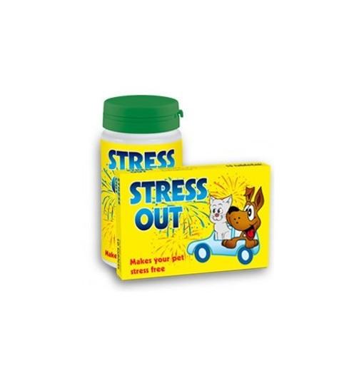 STRESS OUT - preparat łagodnie uspokajający dla psów i kotów