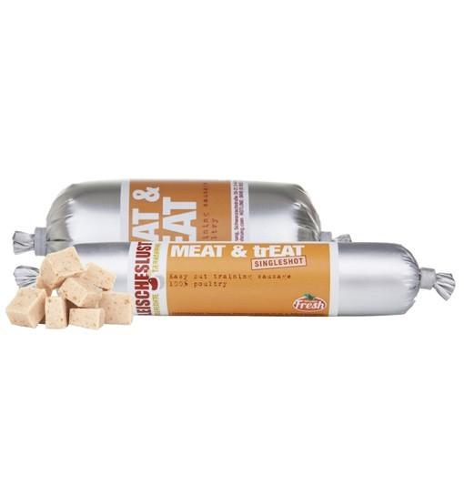 MEAT & trEAT Poultry - 100% Drób - MEAT & trEAT SINGLESHOT Meatlove