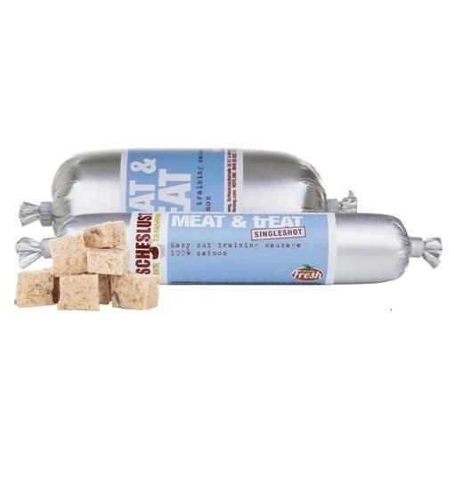 MEAT & trEAT SINGLESHOT SALMON - 100% Łosoś