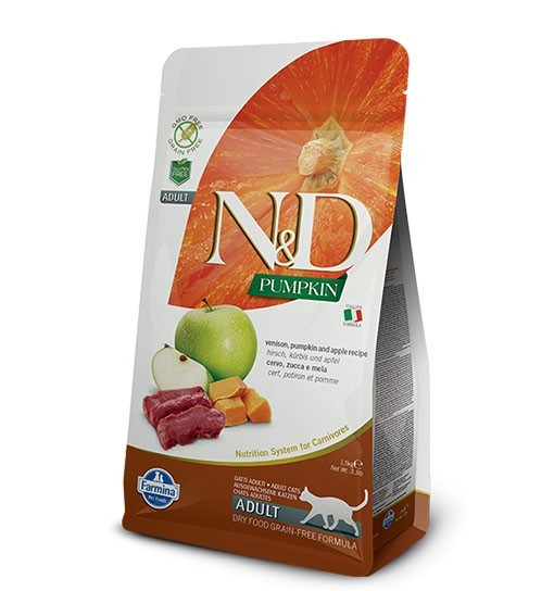 N&D Cat Pumpkin Venison & Apple