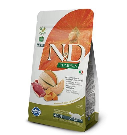 N&D Cat Pumpkin Duck & Cantaloupe Melon