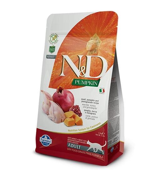 N&D Cat Pumpkin Quail & Pomegranate