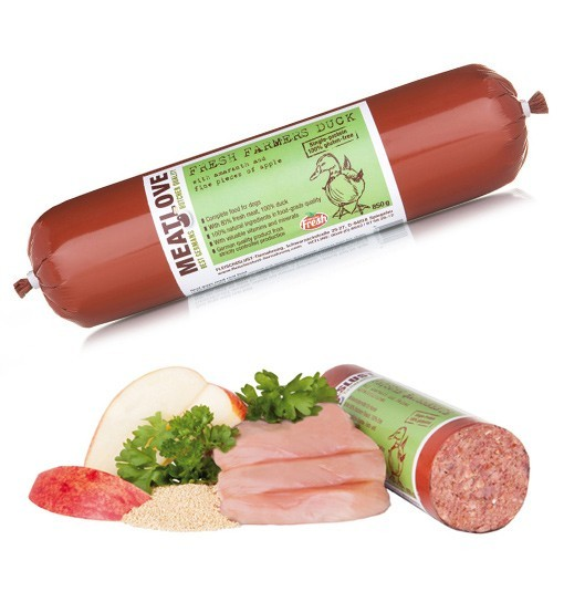 Meatlove Single Care - Fresh Farmers Duck - kaczka z jabłkiem i szarłatem
