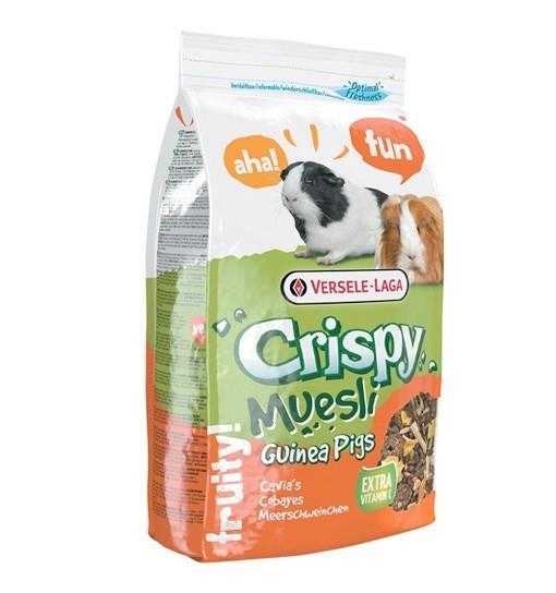 Versele-Laga Crispy Muesli Guinea Pigs - mieszanka dla świnek morskich