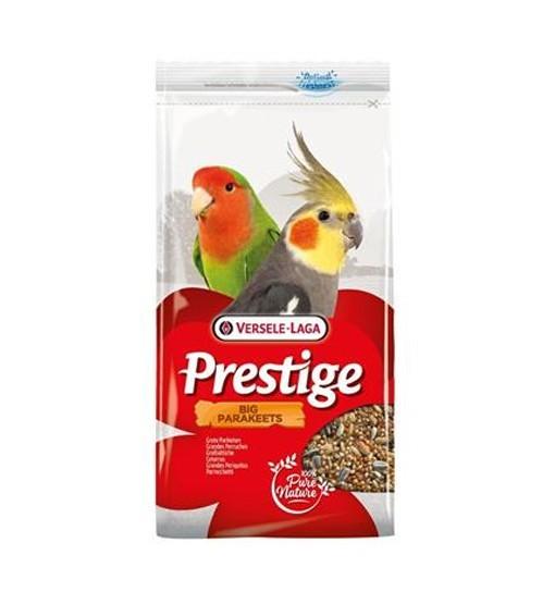 Versele-Laga Prestige Big Parakeets - pokarm dla średnich papug/nimfy,nierozłączki