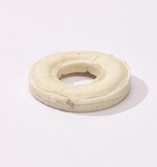 Maced Ring prasowany biały