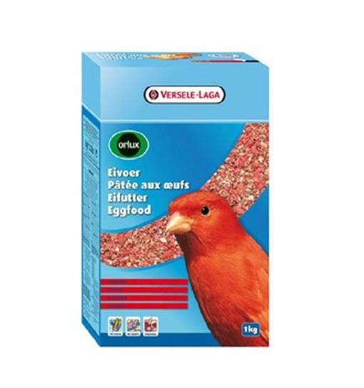 Versele-Laga Orlux Eggfood Canaries red 1 kg - pokarm jajeczny dla czerwonych kanarków
