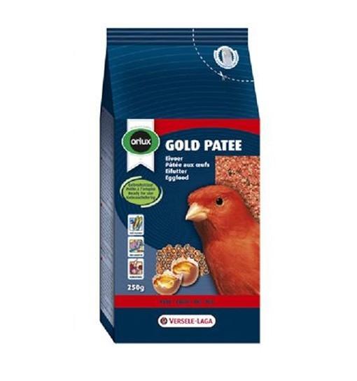 Versele-Laga Orlux Gold Patee Canaries red - pokarm jajeczny dla czerwonych kanarków
