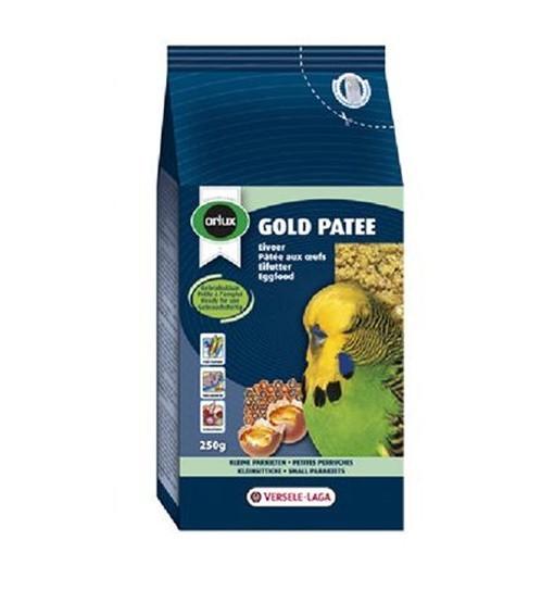 Versele-Laga Orlux Gold Patee Small Parakeets - pokarm jajeczny dla papużek