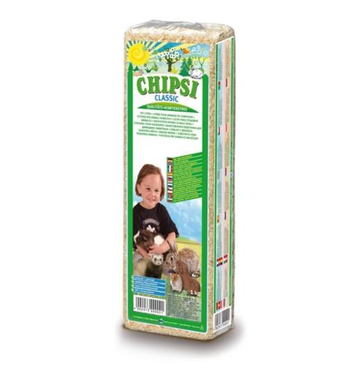 Trociny Chipsi - naturalne