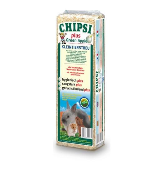 Trociny Chipsi - zielone jabłko
