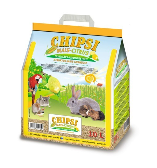 Chipsi Mais Citrus 10l