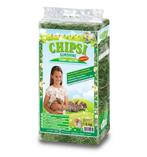 Chipsi Sunshine Compact siano 30l