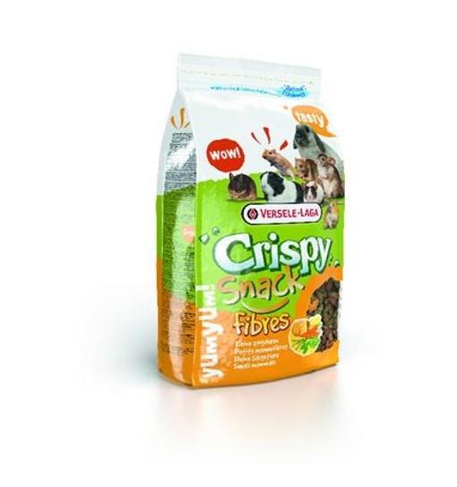 Crispy Snack Fibres 650 g - granulat warzywny/karma uzupełniająca dla gryzoni