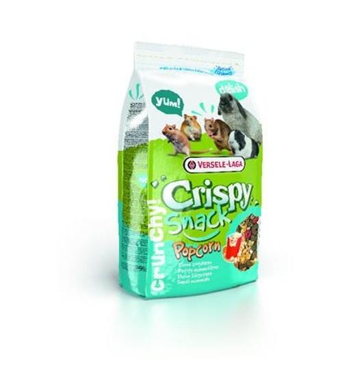 Crispy Snack Popcorn - mieszanka uzupełniająca z popcornem dla gryzoni