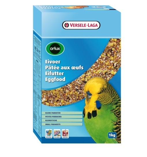 Orlux Eggfood Small Parakeets 1kg - pokarm jajeczny dla papużek