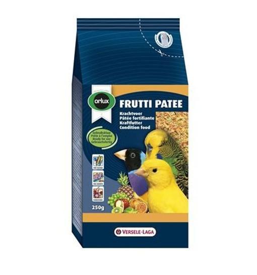 Orlux Frutti Patee - pokarm owocowy na kondycję dla małych ptaków