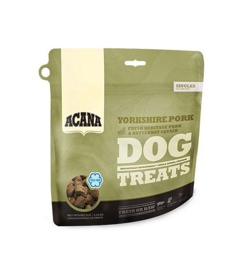 Acana Treat Yorkshire Pork Dog 35g