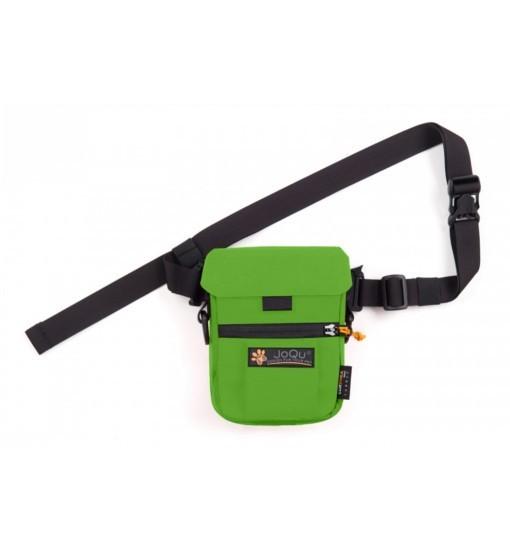 JoQu Small Snack Bag Green - mała torebka na przysmaki