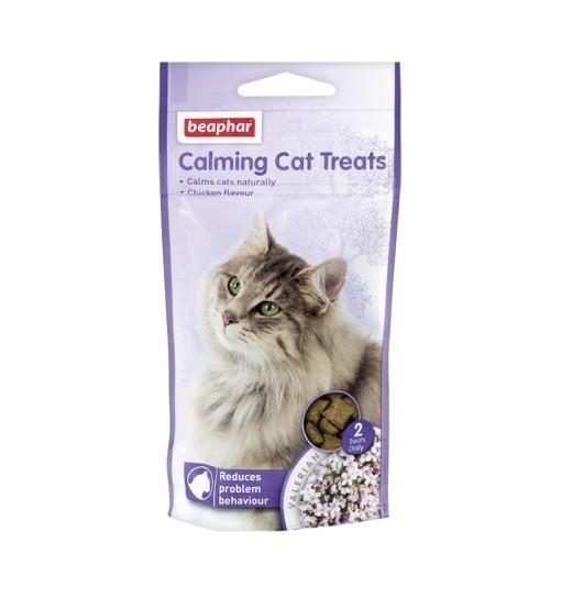 Calming Cat Treats 35g - przysmaki uspokajające dla kota