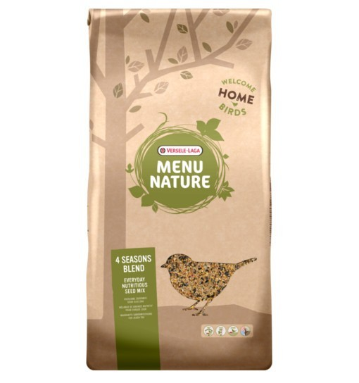 Versele-Laga Menu Nature 4 Seasons - mieszanka na cztery pory roku dla dzikich ptaków
