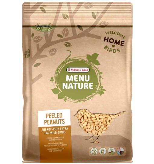 V-L Menu Nature Peeled peanuts - łuskane orzeszki ziemne 750g