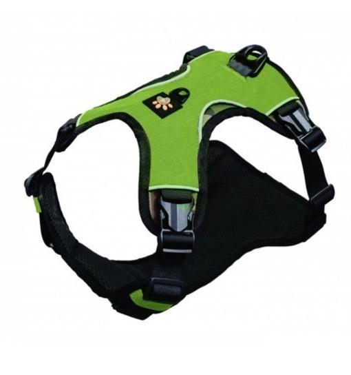 JoQu Warrior Harness green - zielona uprząż dla psa