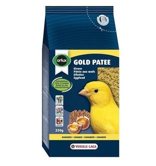 Versele-Laga Orlux Gold Patee Canaries Yellow - pokarm jajeczny dla żółtych kanarków