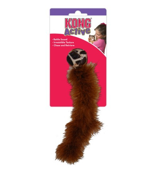 KONG Cat Toys Wild Tails 20cm