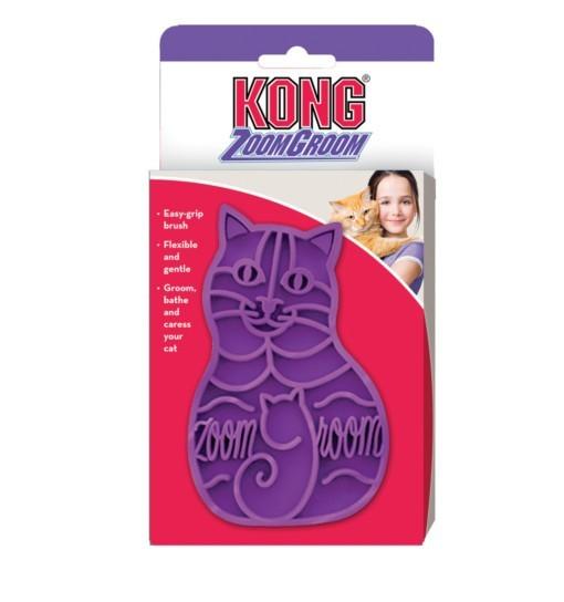 KONG szczotka dla kota