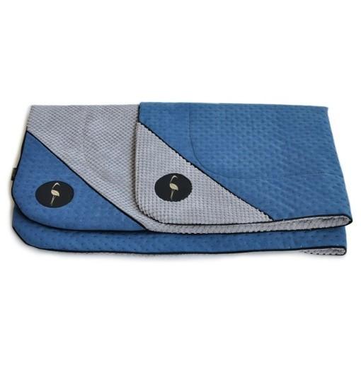Mata Dante – niebieska 100x70cm