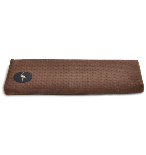 Parapeciak Cleo – brązowy pikowany 50x20cm
