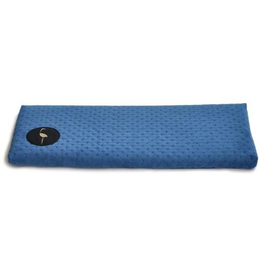 Parapeciak Cleo – niebieski pikowany 50x20cm